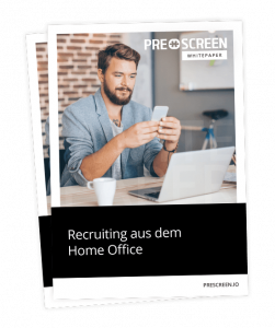 Whitepaper: Recruiting aus dem Home-Office