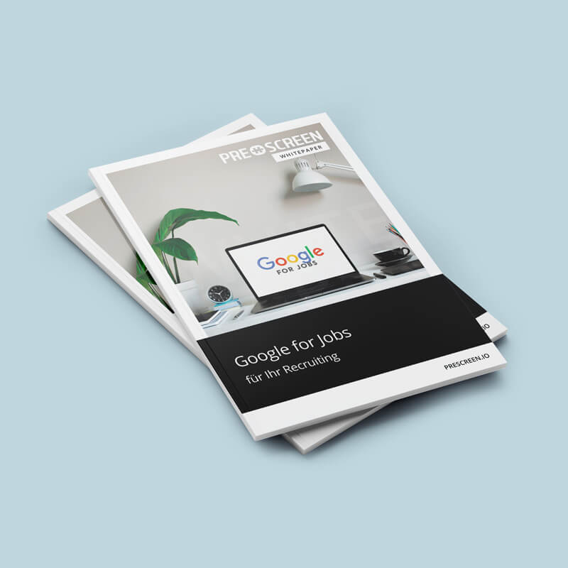 Whitepaper: Google for Jobs